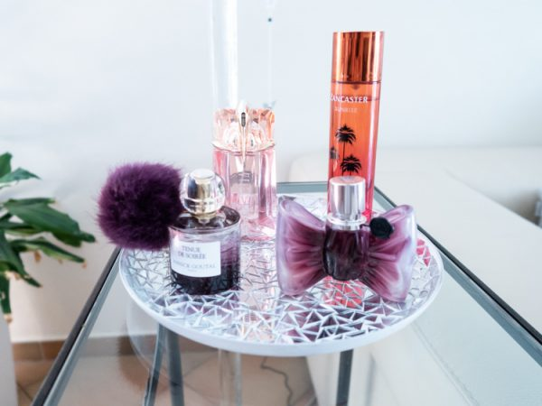 parfums été 2018