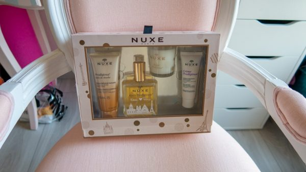 coffret nuxe paris