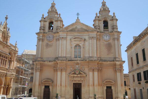 mdina cathédrale