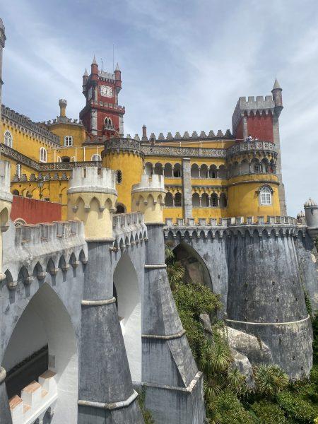 Lisbonne palais de la pena